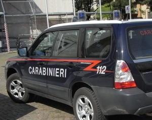 Carabinieri_subaru_20091 Ossona : dramma della gelosia sfiorato, ma finito bene Piazza Litta Prima Pagina
