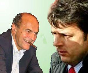 "Bersani: "" Matteo Renzi stia sereno. Nessuna scissione"". Ops..."