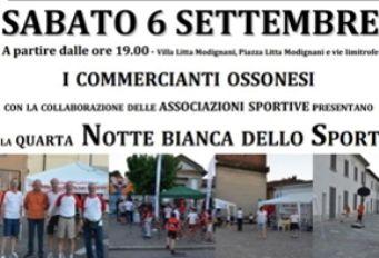 Festa dello sport a Ossona: e così torna Weiner Gornati