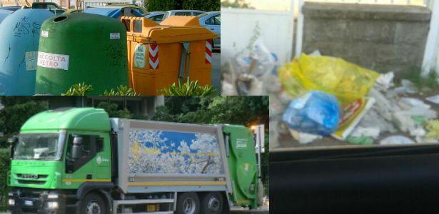 raccolta differenziata rifiuti in lombardia
