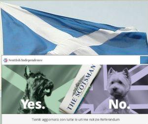 L'Indipendenza della Scozia e il destino dei popoli d'Europa