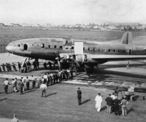 aereo3001 Il Connie mancato, l'aereo di vacanze romane Magazine Storia e Cultura Storie passate e presenti