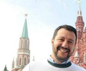 Salvini: sanzionare la Russia mi sembra una cosa da cretini