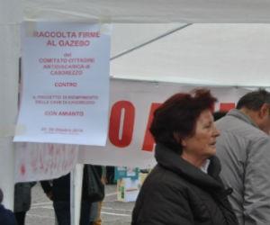Una discarica di amianto a Casorezzo. Rischi anche a Ossona