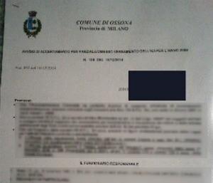 cartellapazza-300 Cartelle pazze a Ossona: accertamenti Imu e Ici a Gogo Economia e lavoro Prima Pagina