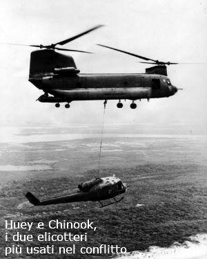 elicottero vietnam
