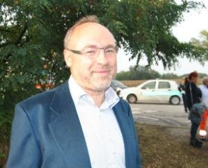 Il sindaco di Casorezzo Pierluca Oldani era anche alla manifestazione contro la discariica di eternit e amianto che vorrebbero installare tra Busto Garolfo e Casorezzo