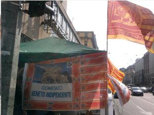 A Milano il Comitato per il Referendum per l'indipendenza del Veneto