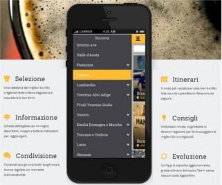 Birrovia, l'app per smartphone dei birrifici artigianali