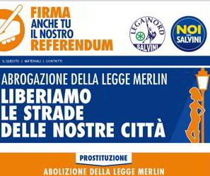 La Lega Nord ci riprova. Via la legge Merlin