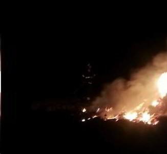 incendio a Casorezzo
