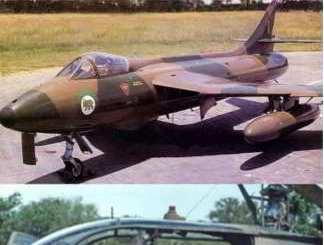 Rhodesia, aerei
