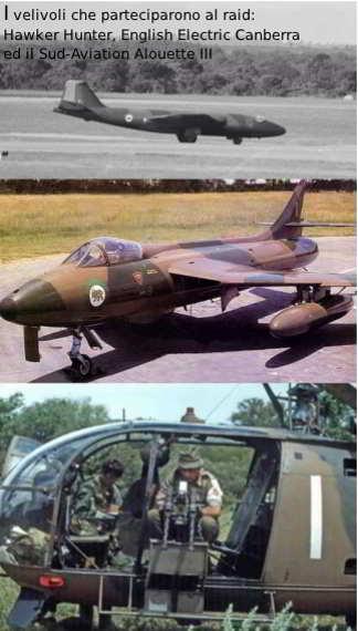 aereozambersi-111 Rhodesia. Il raid di Green Leader oltre lo Zambezi Magazine rubriche Storia e Cultura Storie passate e presenti