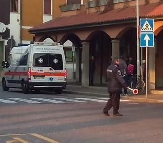 ossona6 Auto pirata? L'autista si presentato alla polizia locale Piazza Litta Prima Pagina