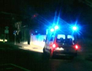 ambulanzanotte300 Sinistro stradale: Investito pedone in viale Europa - B.News Piazza Litta Prima Pagina