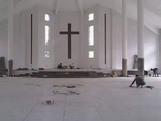 chiesa-togo Francesco Maria Bienati in Togo Eventi Lifestyle Magazine Prima Pagina