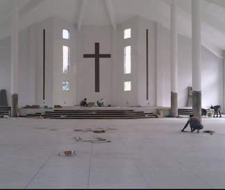 chiesa cristiana in Togo
