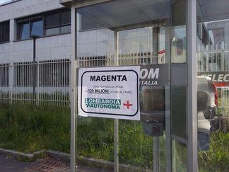 cartellomagenta Residuo fiscale di Magenta all'ospedale Economia Prima Pagina