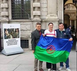 AlessandroAleottiDijanaPavlovicFabioCerini Tutto pronto per Padania contro Rom Prima Pagina Sport