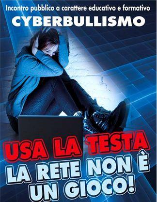 cyberbullismo Cyberbullismo nelle scuole. Il web non è un gioco Eventi Prima Pagina