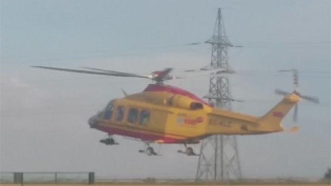 elisoccorso areu elicotteri 118