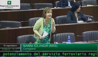 iolanda-nanni-324x189 FNM e Trenord. Iolanda Nanni, M5S, in consiglio regionale Politica Prima Pagina