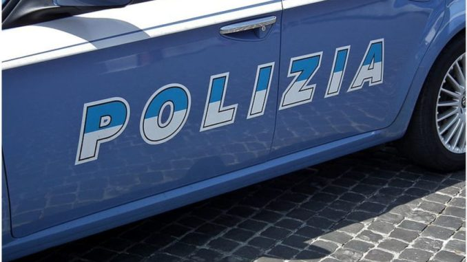 polizia, sparatoria milano