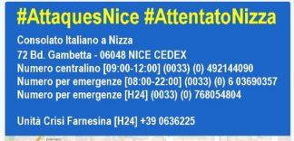 emergenza-nizza-324x156 Attentato a Nizza. 84 morti e più di 100 feriti. Ancora islam? (video) Piazza Litta Prima Pagina