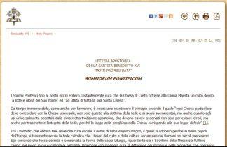 messa-tradizionale-324x210 Vicenza. Messa tradizionale in latino a San Rocco? Lifestyle Magazine Piazza Litta Prima Pagina