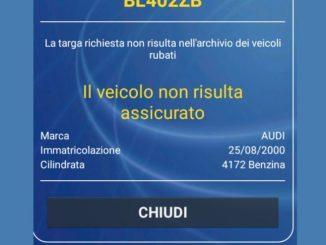 targa-e1532894972519 Inutile far multe i ladri con il photored. Non le pagano Piazza Litta (Ossona) Prima Pagina