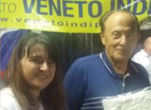 Enzo Flego, camicie verdi