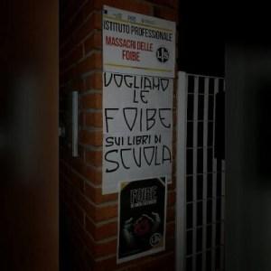 fn-ls1-300x300 Foibe, Lotta Studentesca si batte per il ricordo Politica Prima Pagina