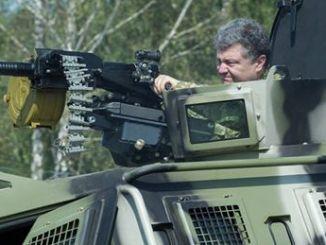 merdashenko Donetsk. Kiev viola gli accordi di Minsk e occupa la stazione di filtraggio dell'acqua Politica Prima Pagina