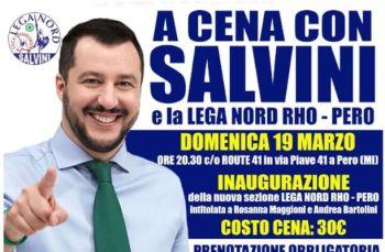 salvini-350x229 Matteo Salvini a Rho. Sempre in piazza per la gente Piazza Litta Prima Pagina