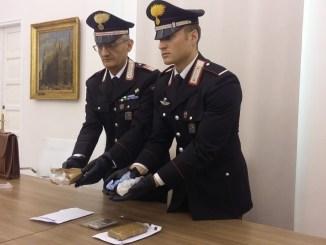 20190323_122539 Mezzo chilo di eroina a Trezzo d'Adda Cronaca Lombardia Prima Pagina