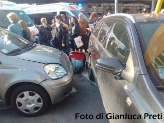 incidente-2 Spaventoso incidente in viale Monteceneri Cronaca Milano Prima Pagina