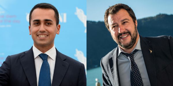 Di Maio - Salvini
