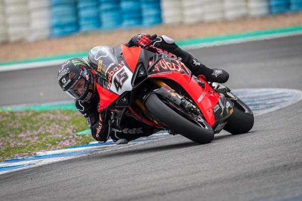 Redding e Davies rispettivamente in terza e quindicesima posizione dopo i primi due giorni di test 2020 a Jerez de la Frontera - Notizie Torino - Cronaca Torino
