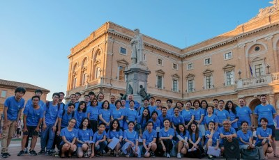 Recanati e la Civica Scuola di Musica B. Gigli conquistano i maestri e gli allievi dell'International Music Festival and Competition