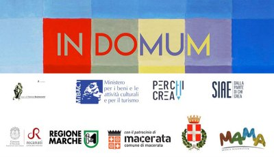 Mostra IN DOMUM rinviata a data da destinarsi