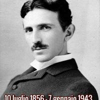 Nikola Tesla: 161 anni dalla nascita