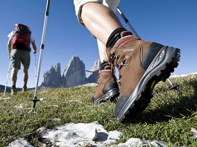 scarponi da montagna: ecco i modelli più amati dagli escursionisti