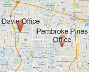pembroke pines orthodontist location