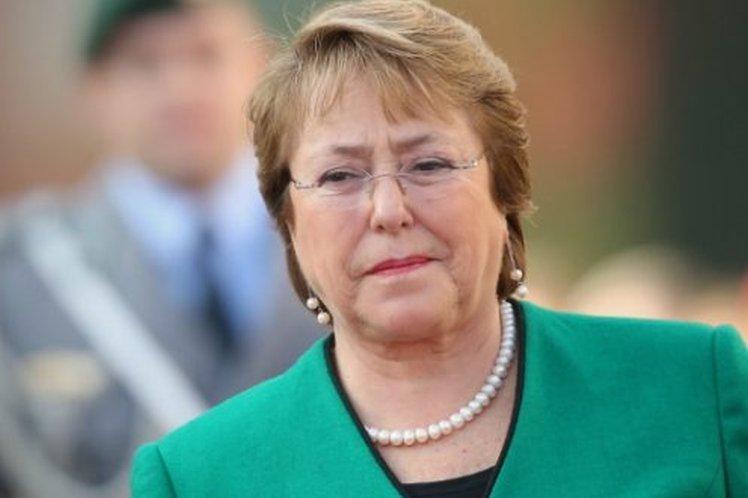 Bachelet llega a Indonesia para potenciar lazos económicos | Política