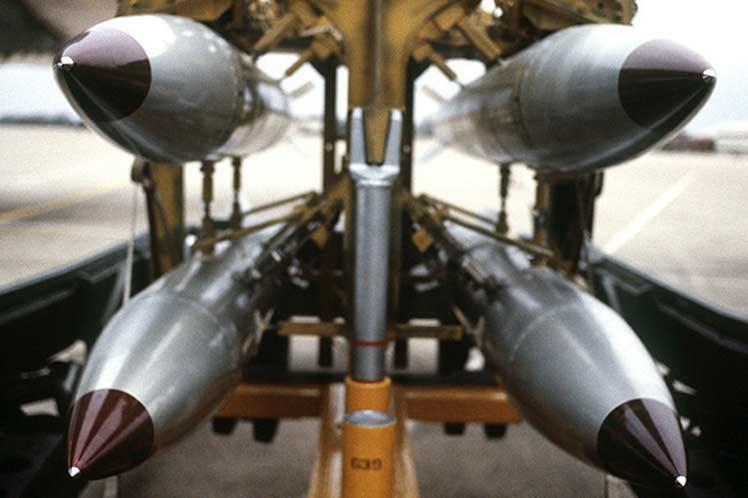 Firma Cuba en la ONU tratado contra las armas nucleares