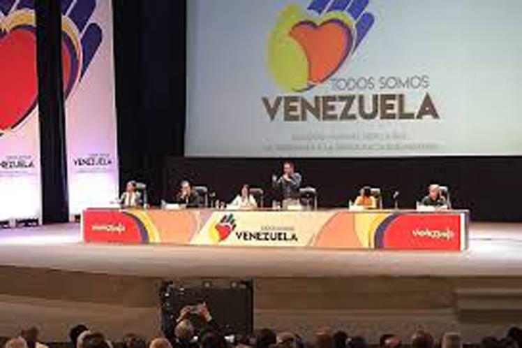 Presidente Evo Morales asistirá a evento mundial Todos Somos Venezuela