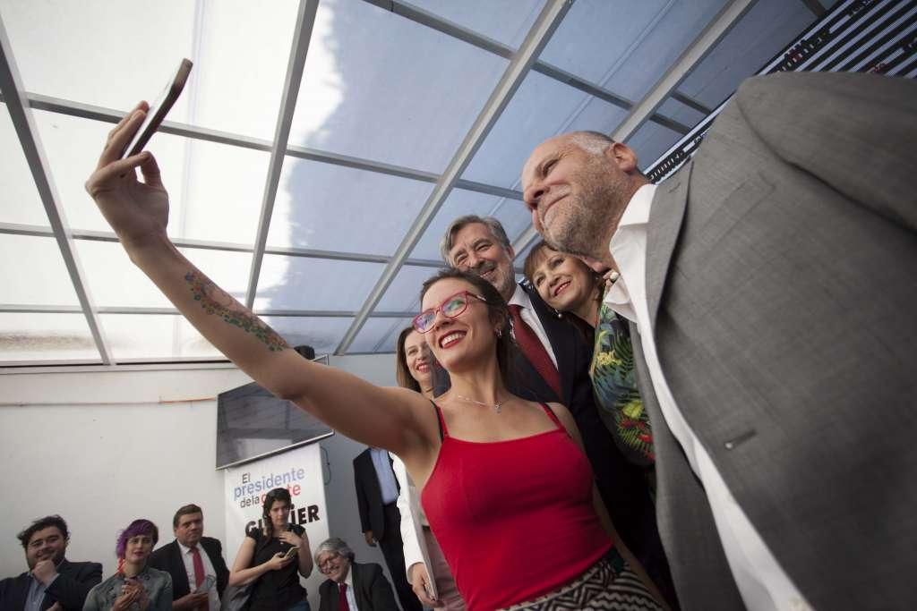 Camila Vallejo asegura que programa de Guillier tiene avances claros — Chile