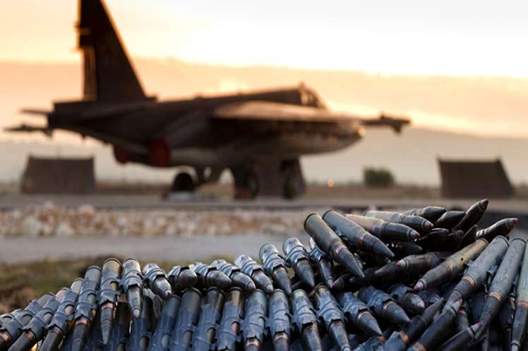 Putin retiró las tropas rusas de tierra siria