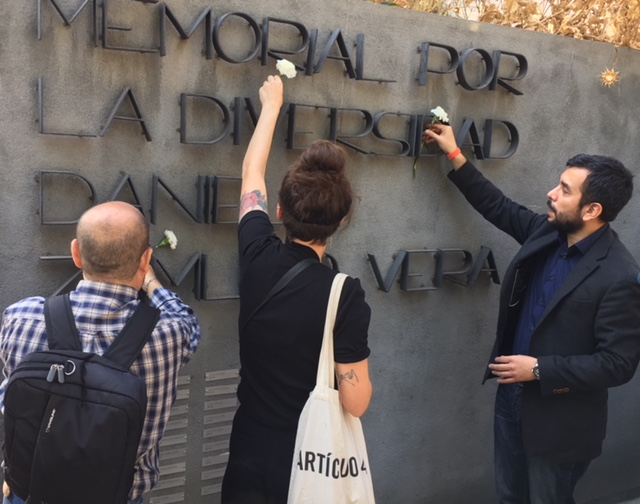 Organizaciones LGBT conmemoran aniversario del fallecimiento de Daniel Zamudio