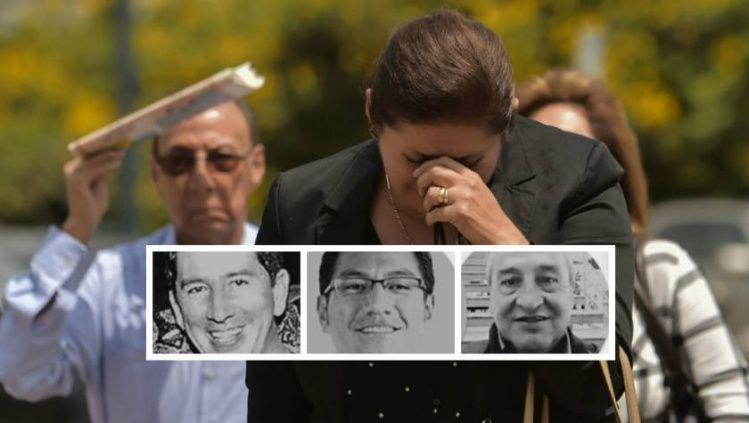 Lanza Ecuador operación para recuperar cuerpo de periodistas